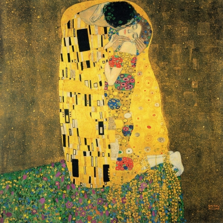 הנשיקה The kiss