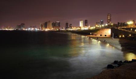 חופי תל אביב