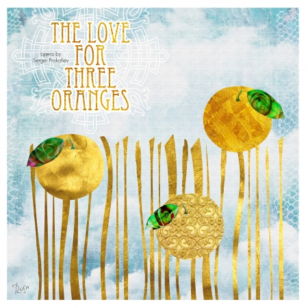 אהבה לשלושה תפוזים
