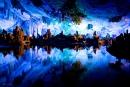 אגם במערת נטיפים