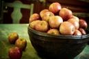 קערת תפוחים
