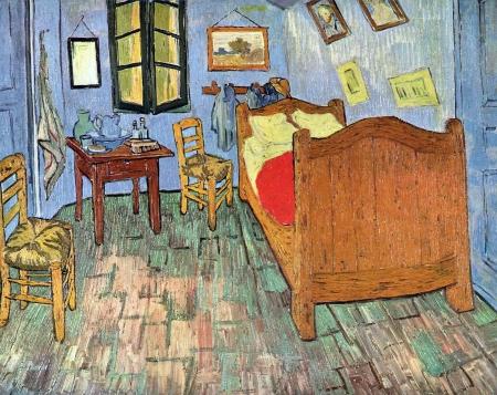 חדר שינה בארל