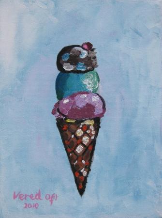 «גלידה«
