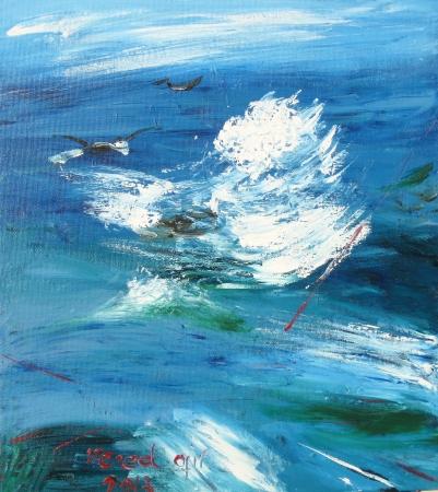 גלי הים