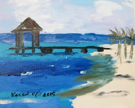 צבעי חוף