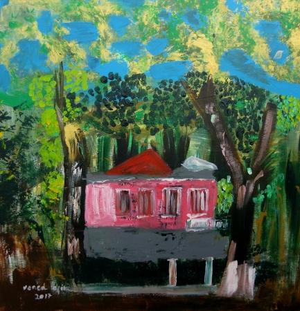 בונגלו ביער