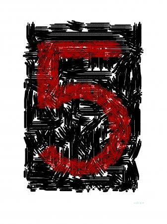 5 black