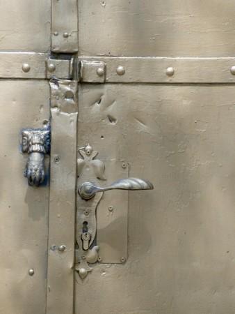דלת פח