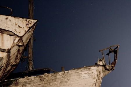 סירות נטושות