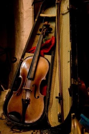 כינור ישן
