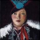 אישה טיבטית