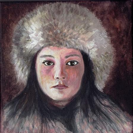 אישה איסלנדית