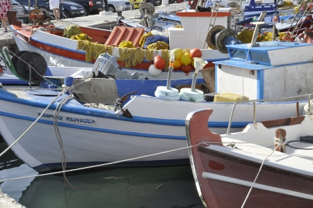 סירות דייגים
