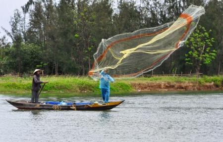 דיג אוהב דגים? מטילים רשת