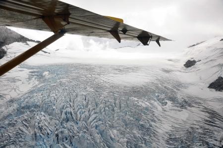 קרחון עד ממעוף הציפור