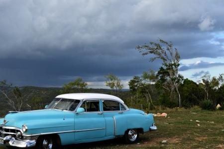 מכונית קובנית אמריקאית