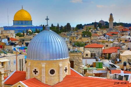 גגות ירושלים העתיקה