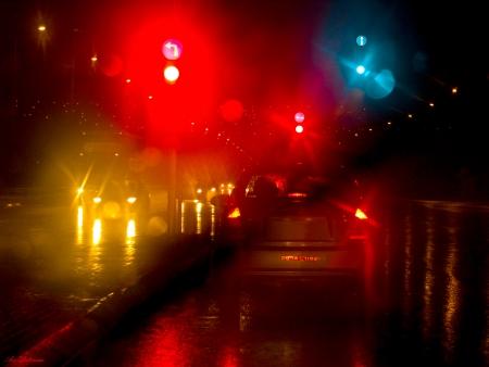 צבעים בגשם