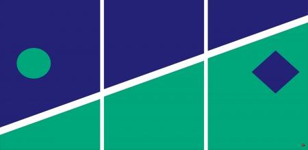 דגם גאומטרי 2