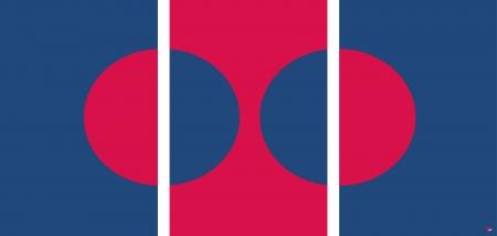 דגם עיגולים 1