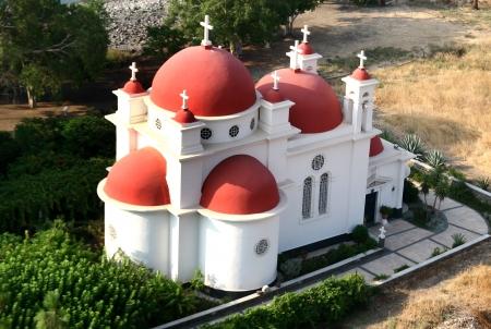 מנזר השליחים  Capernaum