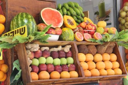 פירות בשינקין
