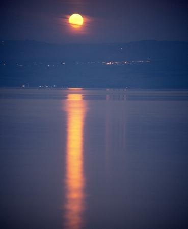 ירח על המים