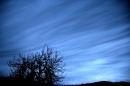 שקיעה בכחול