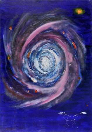 גלקסיה ורודה