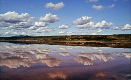 עננים ומים