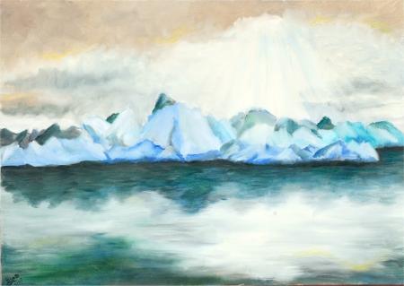 נוף קרחונים