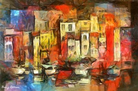 עיר צבעונית