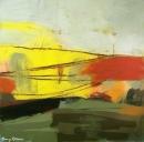 מכונית צהובה