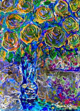 פרחים דימיונים