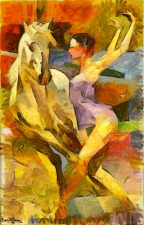 ריקוד משותף
