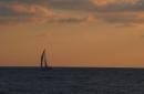 סירה באופק