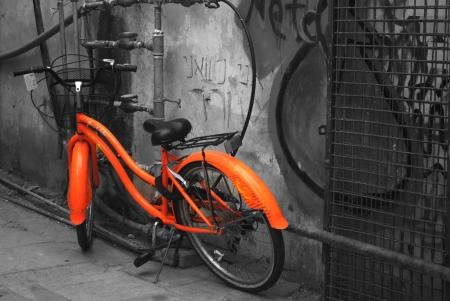 אופניים חונות
