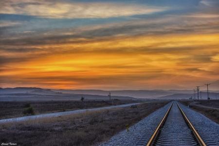 רכבת לזריחה