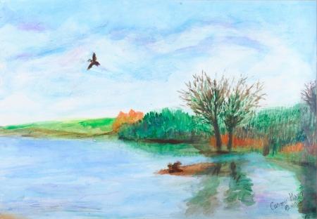 אגם החולה