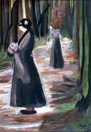 טיול ביער