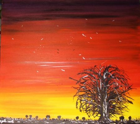 העץ הסורי