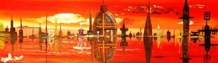 ונציה באדום