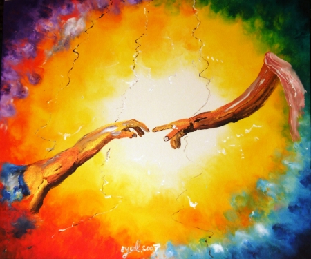 מגע אלוהי