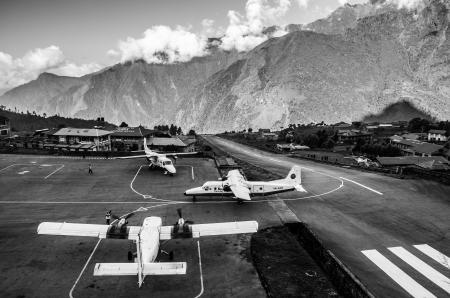 שדה תעופה בהרים