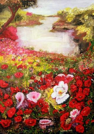 פרחי היער