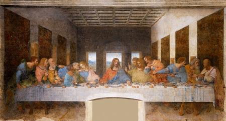הסעודה האחרונה Last Suppe
