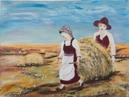 עבודה בשדה