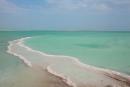 צורה וצבע בים המלח