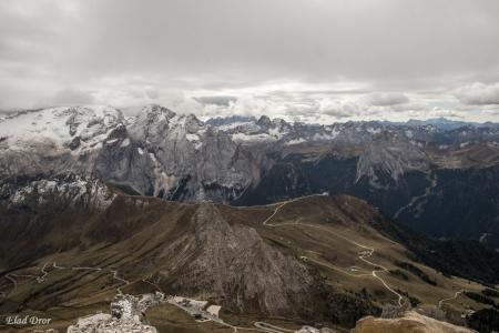 נוף מהפסגה
