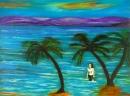 יוצאת מן הים